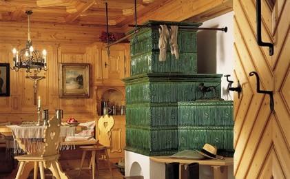Kachelofen-Bauernstube-Sommerhuber