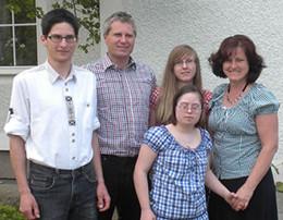 Hofegger-family