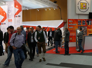 Alle Neuheiten der Branche gibt es bei der KOK Austria zu sehen und zu besprechen.