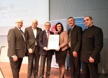Übergabe Erklärung an Köstinger (c) Österreichischer Biomasseverband