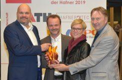Andreas Pani und Sabine Lichtl erhielten den KOK Award für ihren Facebook-Auftritt.