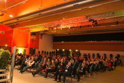 Volles Haus im Tagungssaal der 58. Technischen Tagung.